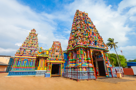 Pathirakali Amman Temple, Pathrakali Ambal Kovil or the Kali Kovil Trincomalee is a Hindu temple dedicated to the goddess Bhadrakali, a form of the goddess Kali Amman in Trincomalee, Sri Lanka