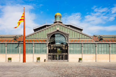 El Born Centre de Cultura i Memoria or The Born Culture and Memory Centre in Barcelona city in Catalonia region of Spain