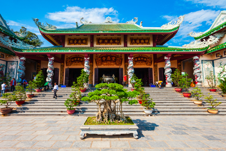 Linh Ung Pagoda in Danang city in Vietnam