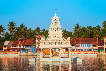 Thanumalayan or Sthanumalayan Temple is an important Hindu temple in Suchindram near Kanyakumari in Tamil Nadu, India