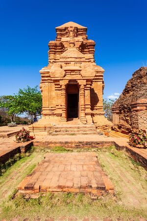 Poshanu or Po Sahu Inu Tower or Pho Cham Tower is a group of relics of the Cham towers in the old Kingdom of Champa in Phan Thiet in Vietnam
