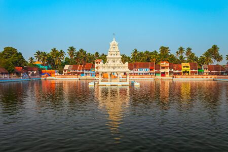 Thanumalayan or Sthanumalayan Temple is an important Hindu temple in Suchindram near Kanyakumari in Tamil Nadu, India
