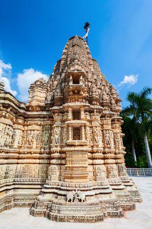 Ranakpur Jain temple or Chaturmukha Dharana Vihara is a Jain temple at Ranakpur in Rajasthan state of India