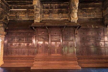 Padmanabhapuram Palace is a travancore era ancient palace in Padmanabhapuram village near Kanyakumari in Tamil Nadu in India