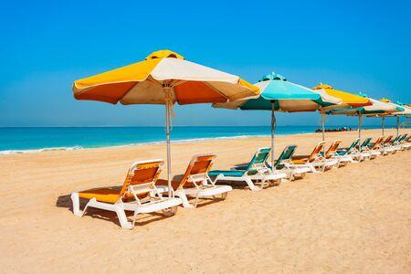 Kite Beach is a public beach in Dubai city in UAE