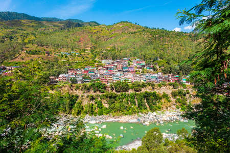Rampur Bushahr is a town in Shimla district, Himachal Pradesh state in India