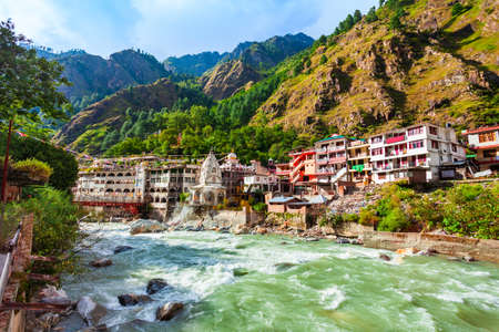 Gurudwara Shri Manikaran Sahib is a sikh gurdwara in Manikaran, Himachal Pradesh state in India