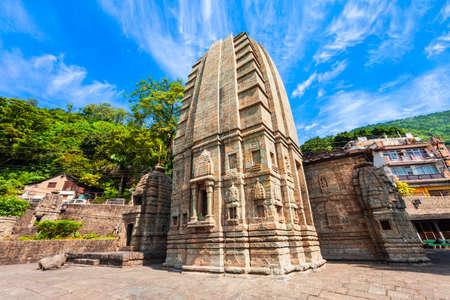Triloknath Temple is a hindu in Mandi town, Himachal Pradesh state in India