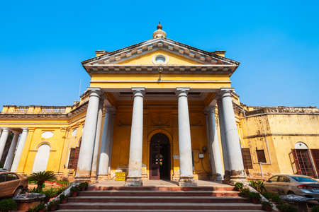 St. James or Skinner Church is one of the oldest churches in New Delhi situated near Kashmiri Gate, India