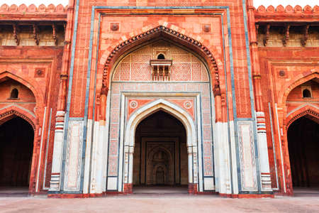 Qila-i-Kuhna or Qila Kuhna Mosque is a mosque located inside the Purana Qila old fort in Delhi city in India