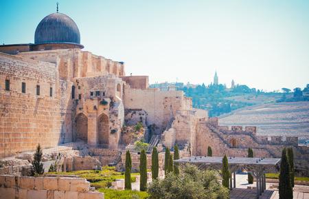 Al-Aqsa Mosque of Omar photo