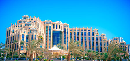 queen of sheba: Hilton Hotel in Eilat on the Red Sea, Israel