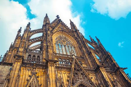 Cologne Cathedral. 版權商用圖片