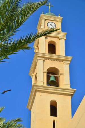 Jaffa is an ancient port city believed to be one of the oldest in the world. Jaffa has been incorporated with Tel Aviv creating the city of Tel Aviv-Yafo, Israel.