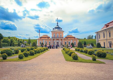 Zolochevsky Castle - Museum-Reserve. The castle was erected at the expense of Yakub Sobieski in 1634 defensive fortress.Shooting date: May 19, 2014 新聞圖片