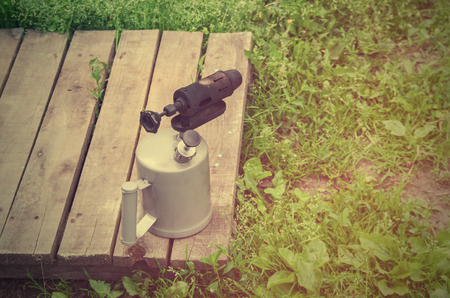 blowtorch: Petrol blowtorch