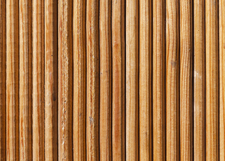The texture of wooden panel