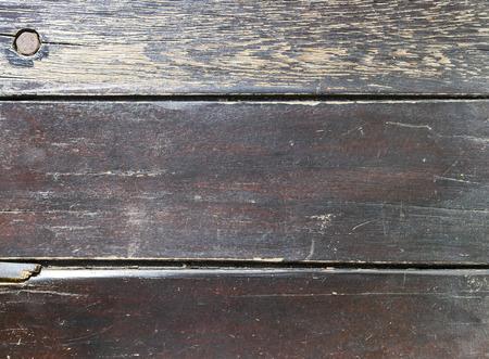 texture of rustic dark brown wood color