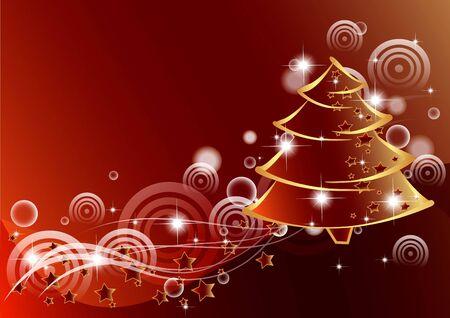 celebratory: Elegant Christmas Background.