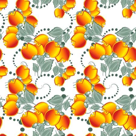 decorative seamless pattern Vector