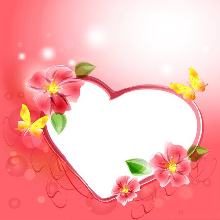 Heart decorative Stock Vector - 14568329