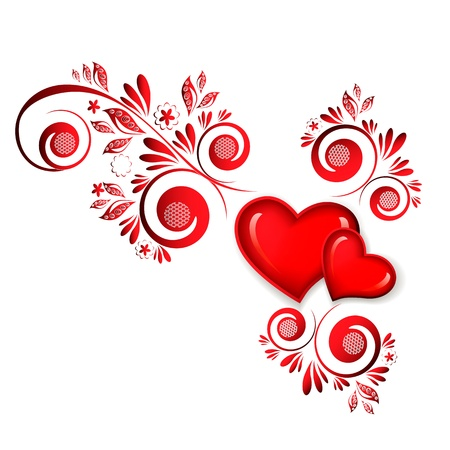 Heart decorative Stock Vector - 17378951