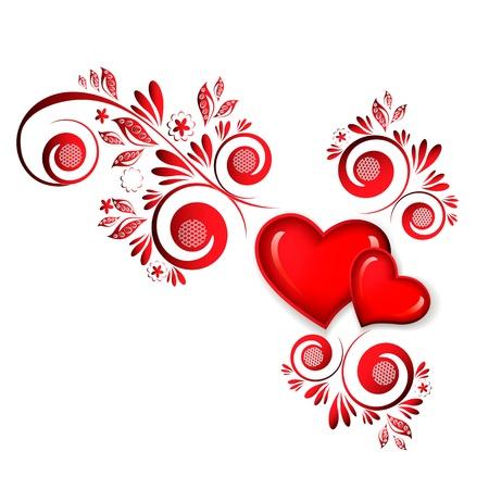 Heart decorative Stock Vector - 17378951