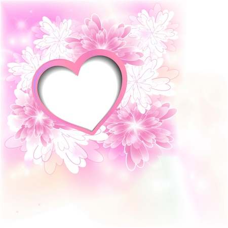 Heart decorative Vector