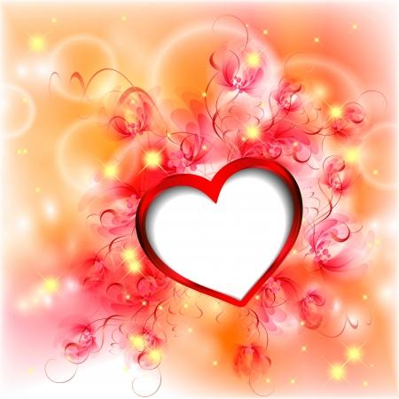 Heart decorative Stock Vector - 17378934