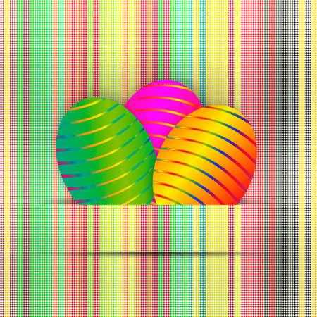 Easter eggs Stock Vector - 17712018