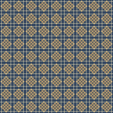 softly: decorative seamless pattern