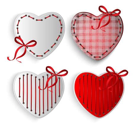 wine register: Heart decorative
