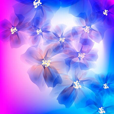 flower backgrounds Vector