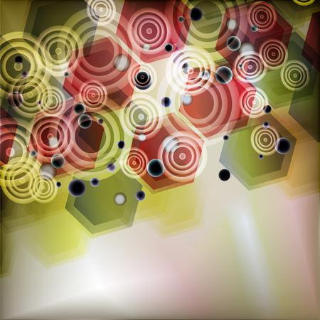 abstract background Ilustração
