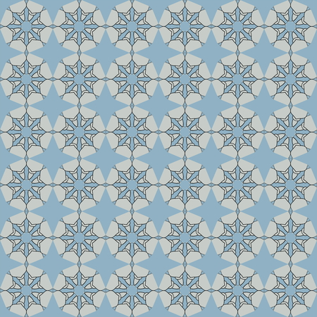 Vector seamless sample systematic dispersion not of symmetric elements Illustration
