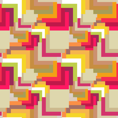 Abstract background for use in design, seamless sample Ilustração