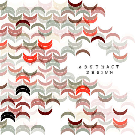 Abstract background Vector, geometric abstract background, design, bright poster with lines, spots, circles and shapes. 일러스트