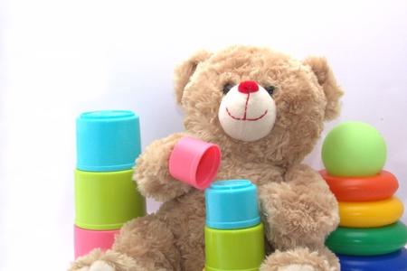 playroom: Teddy bear