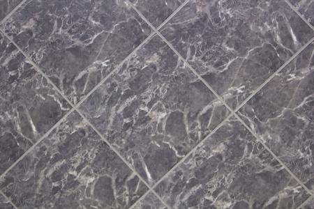 Grey marble tile photo