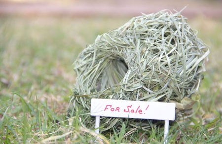 Nest with sign For Sale photo