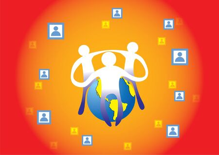 Social network marketing is the modern market, customers have immediate access to the group.