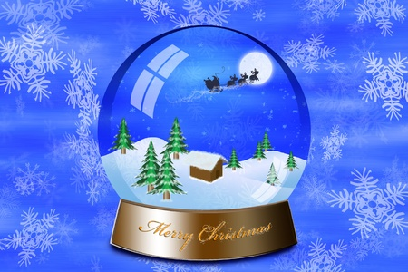 The history of Christmas dates back over 4000 years as the various custom and tradition associated with the festival of Christmas were celebrated centuries before the birth of Christ. photo