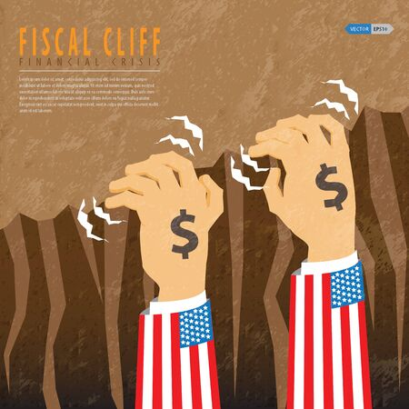 occurred: In the United States, the fiscal cliff is the sharp decline in the budget deficit that could have occurred due to increased taxes and reduced spending