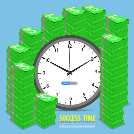 Time of successful in business
