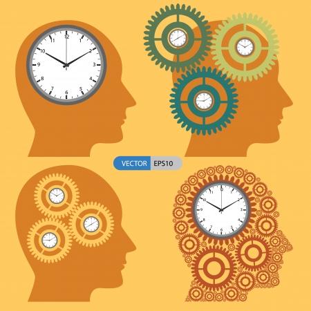Symbol of thinking process