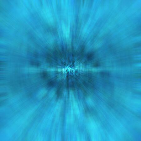 efectos especiales: velocidad del zoom resumen de antecedentes de la luz Foto de archivo