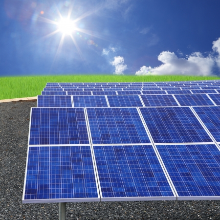 electricity grid: A photovoltaic power station,is a photovoltaic system designed for the supply of merchant power into the electricity grid. They are sometimes also referred to as solar farms or solar ranches