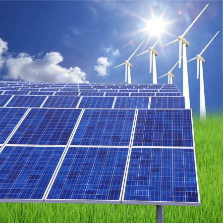 A photovoltaic power station,is a photovoltaic system designed for the supply of merchant power into the electricity grid. They are sometimes also referred to as solar farms or solar ranches