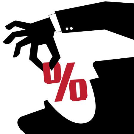 corrupcion: Empresario divide dinero a los pol�ticos para facilitar la aprobaci�n de la compra a plazos Clasificado como un tipo de corrupci�n Vectores