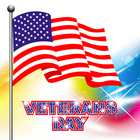 Veterans Day is an official United States public holiday, observed annually on November 11, that honors military veterans; that is, persons who served in the United States Armed Forces Ilustrace